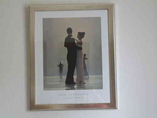 Dance me to the End of - Jack Vettriano