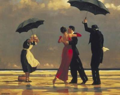 The singing butler