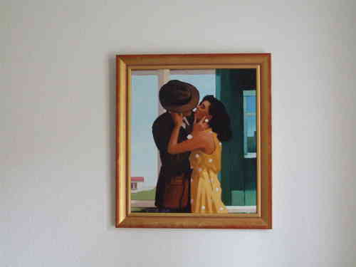 The last great romantic - Jack Vettriano